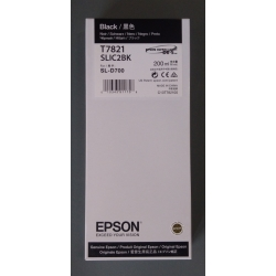 Ink Cartidge BLACK for Epson D700